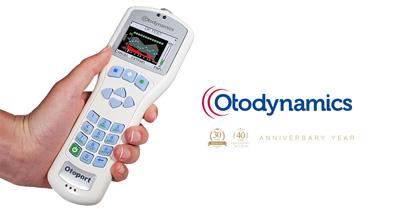 OAE von Otodynamics | Merz Medizintechnik GmbH