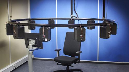 360 Grad Richtungshör-Anlagevom Merz Medizintechnik