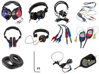 Kopfhörer für die Audiologie im evidENT Shop